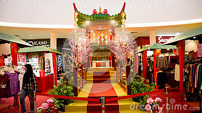 Chinese New Year 2013 Editorial Stock Photo