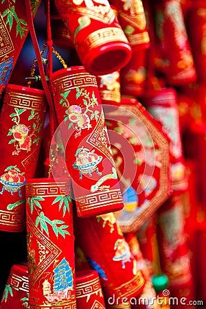 Chinese New Year festivities