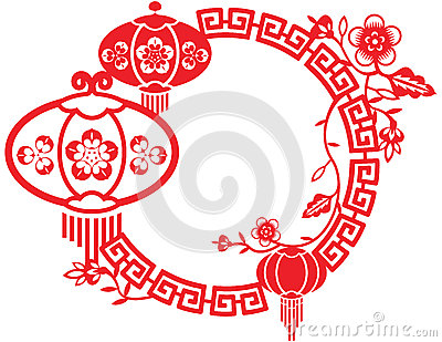 Chinese New Year and Mid Autumn Festival design
