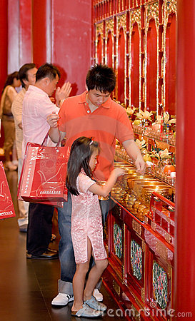 Chinese New Year s Day Editorial Photography