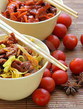 Free Chinese Noodle Stock Photos - 2682123