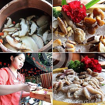 Chinese nourishing pot