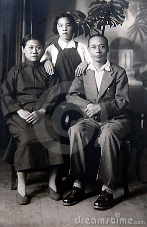 Chinese old photo
