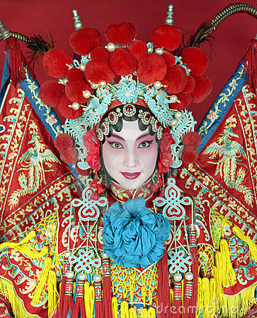 Free Chinese Opera Royalty Free Stock Images - 10608449