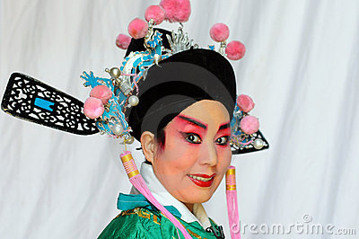 Chinese Opera Stock Images - Image: 22372534