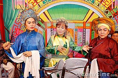 Chinese Opera Editorial Stock Photo