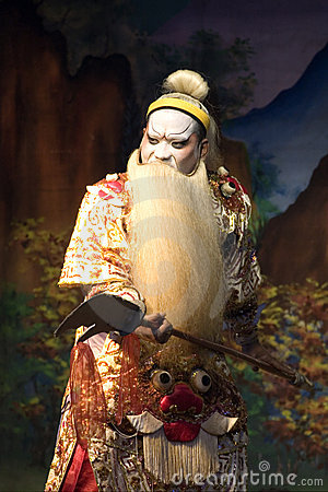 Chinese Opera Editorial Image