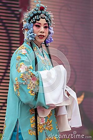 Beijing Opera--Tsing Yi
