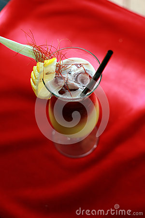 Chinese or oriental drink