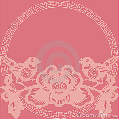 Chinese Pattern Background