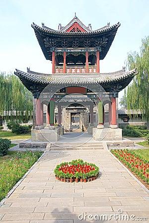 Free Chinese Pavilion Stock Photos - 26799133