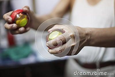 Chinese power balls