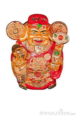 Chinese Prosperity Money God