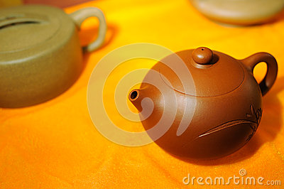 Chinese purple clay teapots