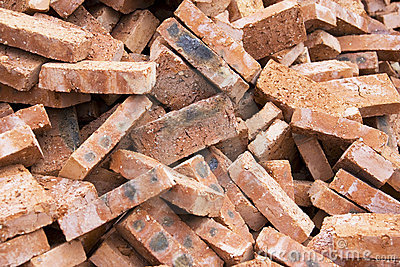 Chinese Red Bricks