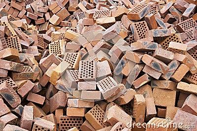 Chinese Red Bricks