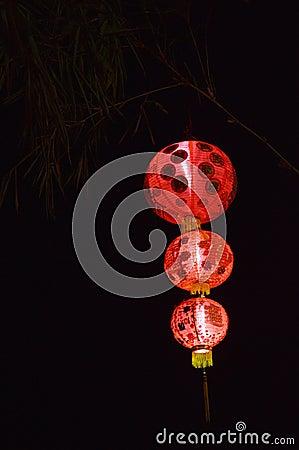 Chinese red lampion