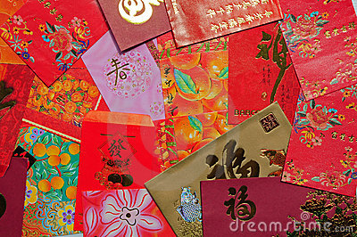 Chinese Red Packets, Ang Pow