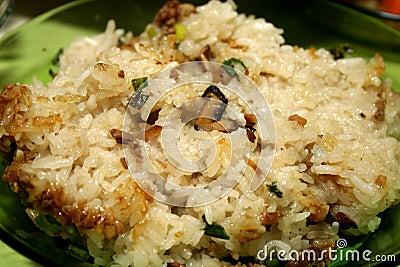 Chinese rich glutinous rice