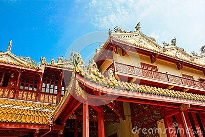 Chinese ritual building