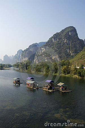 Chinese River Tours