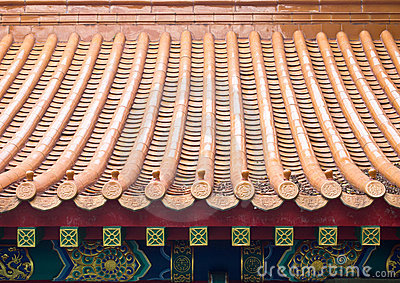 Chinese Roof Tiles