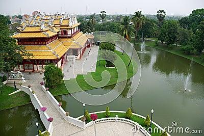 Chinese Royal Palace, Bang Pa In