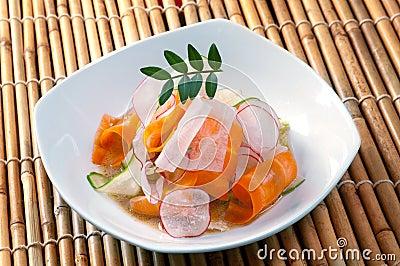 Chinese  salad.