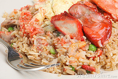 Chinese Special Fried Rice Takeaway