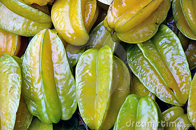Chinese star fruit