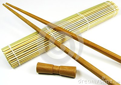Chinese Sticks Royalty Free Stock Photos