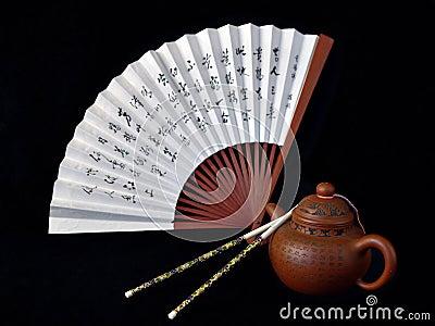 Chinese Still Life - 2