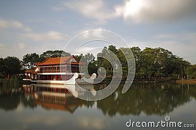 Chinese Stone boat 2