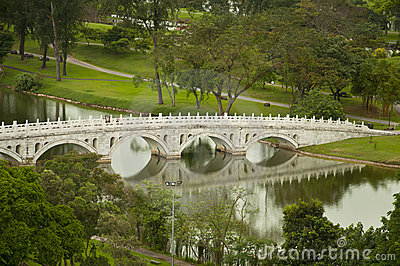 Chinese Stone Bridge