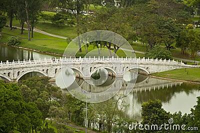 Chinese Stone Bridge