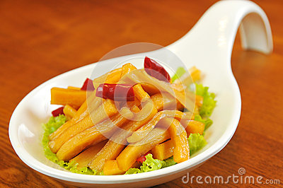 Chinese-style appetizer