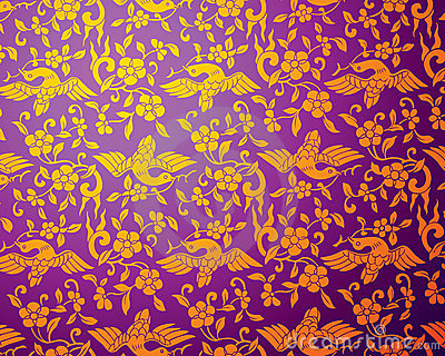 Chinese Style Floral Ornament