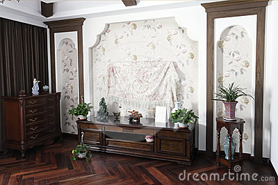 Chinese style home Interior