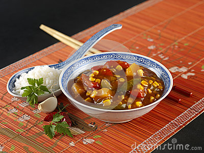 Chinese sweet sour