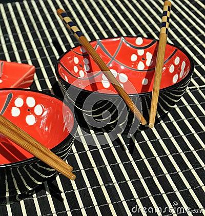 Chinese tableware