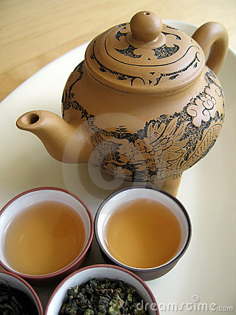 Free Chinese Tea 10 Royalty Free Stock Photo - 643845