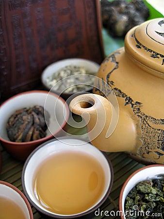 Free Chinese Tea 8 Stock Photos - 643843