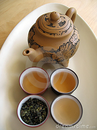 Free Chinese Tea 9 Stock Images - 643844