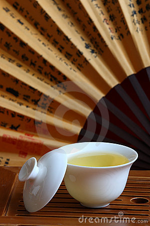Free Chinese Tea And Tea Set Stock Photos - 4869063