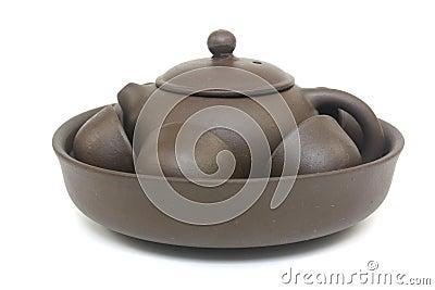 Chinese Tea Pot Set