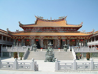 Chinese Temple (Macau)