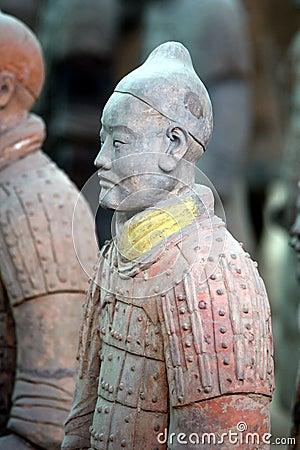 Free Chinese Terra-Cotta Warrior Stock Photos - 1082413