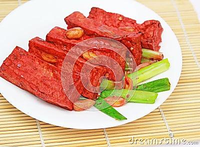 Chinese Tofu Dish