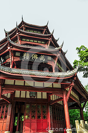 Chinese traditional architectural