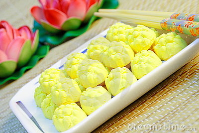 Chinese Traditional Food (New  Year)
